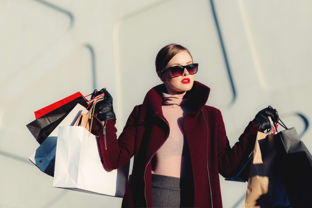 Shopping med Stylecoachen